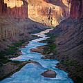 Into The Canyon by Inge Johnsson