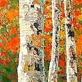 Into The Fall by Marilyn Hurst