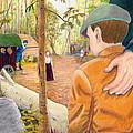 Into The Hidden Camp by Todd Hatchett