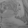 Into The Mountain by Brenda Salamone