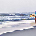 Into The Surf by Alice Gipson