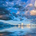Into The Wild Blue Yonder by Steve Harrington