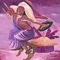Intore Dance From Rwanda by Emmanuel Baliyanga