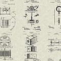 Inventors Patent Collection by PatentsAsArt