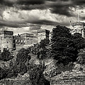 Inverness Castle Scotland by Roger Wedegis
