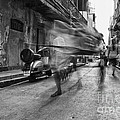 Invisible Rickshaw Puller by Soumya Shankar Ghosal