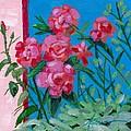 Ioannina Garden by Adele Bower