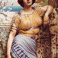 Ionian Dancking Girl by John William Godward