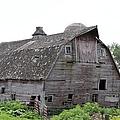 Iowa Barn 7414 by Bonfire Photography