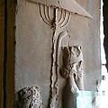 Iran Ancient Umbrella by Lois Ivancin Tavaf