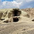 Iran Cave Office by Lois Ivancin Tavaf