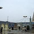 Iran Daniel Tomb by Lois Ivancin Tavaf