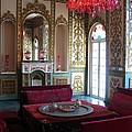 Iran Golestan Palace Interior  by Lois Ivancin Tavaf