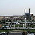 Iran Isfahan Landmarks by Lois Ivancin Tavaf