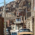 Iran Kandovan Cars And Wires by Lois Ivancin Tavaf