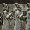 Iran. Persepolis. Apadana Or Audience by Everett