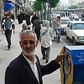 Iran Street Of Mashad by Lois Ivancin Tavaf