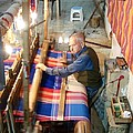 Iran Textile Weaver by Lois Ivancin Tavaf