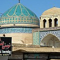 Iran Yazd Old And New by Lois Ivancin Tavaf