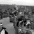 Iraq Al Manshiyya Evacuation 1948 by Munir Alawi