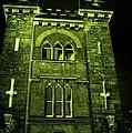 Ireland Church IIi Emerald Night by Ellen Cannon
