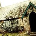 Ireland Church Xiv by Ellen Cannon