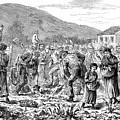 Ireland Peasants, 1886 by Granger