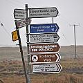 Ireland Road Sign 1 by Teresa Tilley