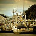Irenes Way Morro Bay Digital by Barbara Snyder