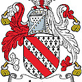 Ireton Coat Of Arms Irish by Heraldry