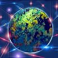 Iridescent Moon by Nikki Keep