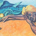 Irie Jamaica Market Spirit  by John Powell