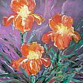 Iris by Lord Frederick Lyle Morris - Disabled Veteran