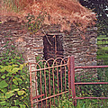 Irish Cottage Of Long Ago by Barbara McDevitt