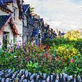 Irish Garden Pastel