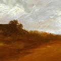 Irish Landscape IIi by John Silver