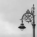 Irish Street Light by Fran Riley