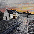 Rathvilly After The Rain by Caroline Cunningham