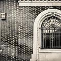 Iron Arches by Melinda Ledsome