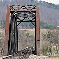 Iron Bridge by Brenda Dorman