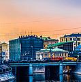 Iron Bridge Panorama by Alexander Senin