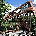 Iron Bridge by Pittsburgh Photo Company