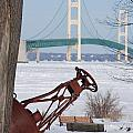 Iron Buoy And Mighty Mac by Optical Playground By MP Ray
