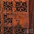 Iron Door by Art Block Collections
