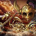 Iron Dragon by Ciro Marchetti