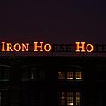 Iron Ho-ho by Susan McMenamin