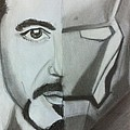 Iron Man  by Hannah Arehart
