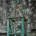 Ironwork In The Quarter by Brenda Bryant