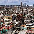 Irony Of Cuba by Karen Wiles