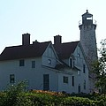 Iroquois Point Lighthouse by Jennifer  King